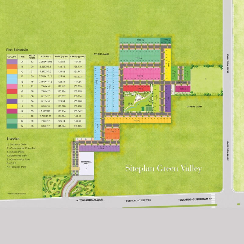 Lion-Green-Valley-Site-Plan