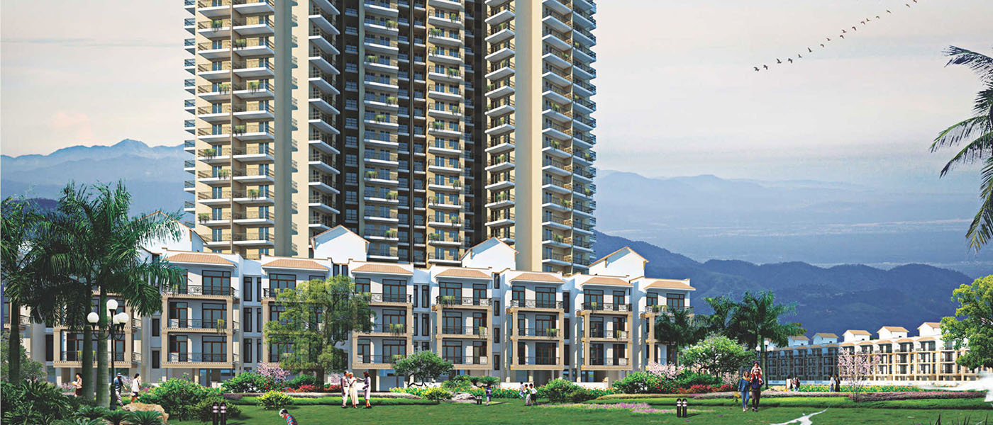 Supertech Hill Estate Affordable Plots Sector 2 Sohna